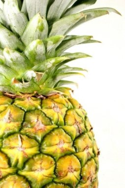 Attached File How to cut a pineapple in Thai Style without wasting so much meat? in new window